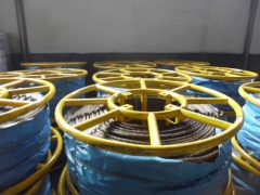 Anti Twisting Steel Wire Rope 12mm diameter for pulling OPGW and Ground Wire