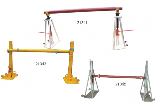 Cable Reel Stands Heavy Duty